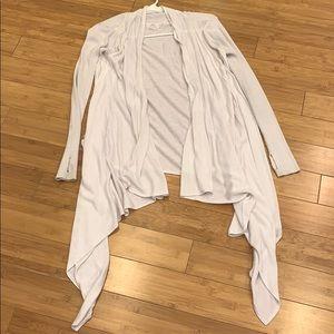 Lululemon cardigan
